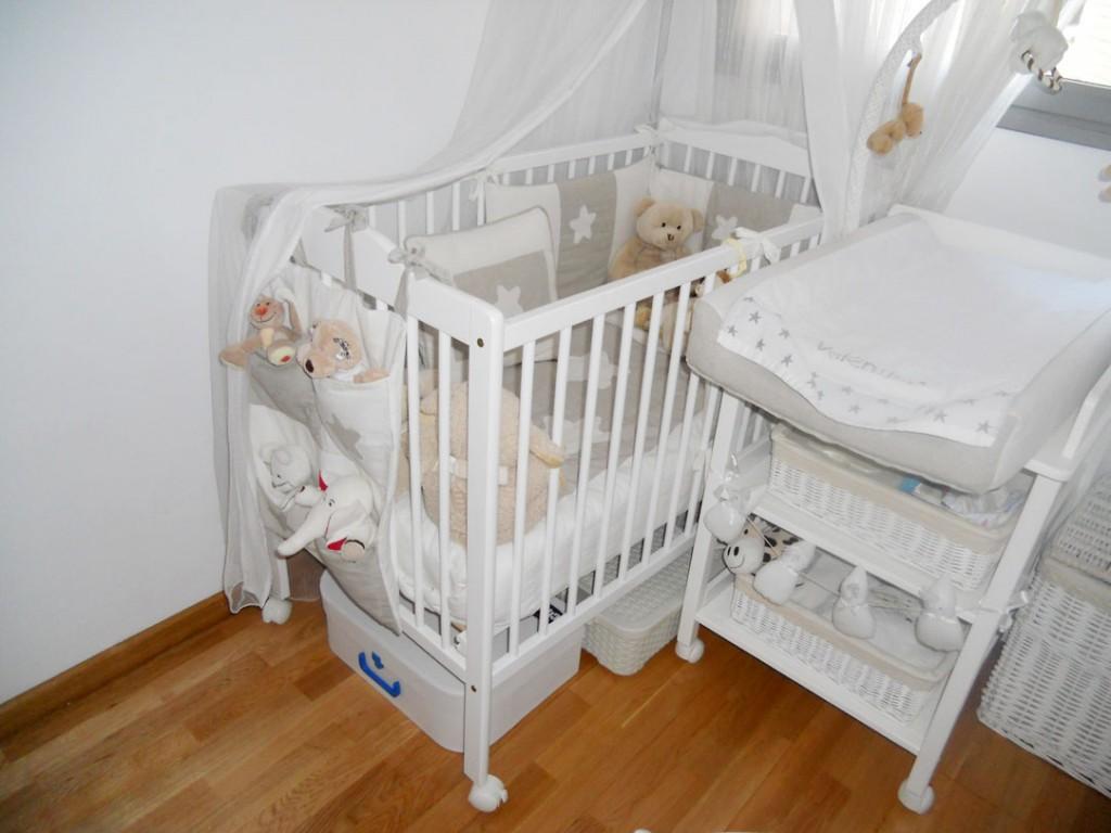Un dormitorio para valentina room room beb - Dormitorio para bebe ...