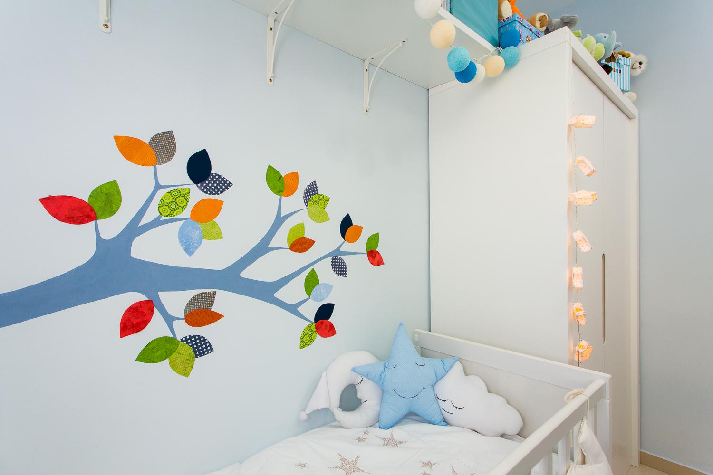 mural rama arbol