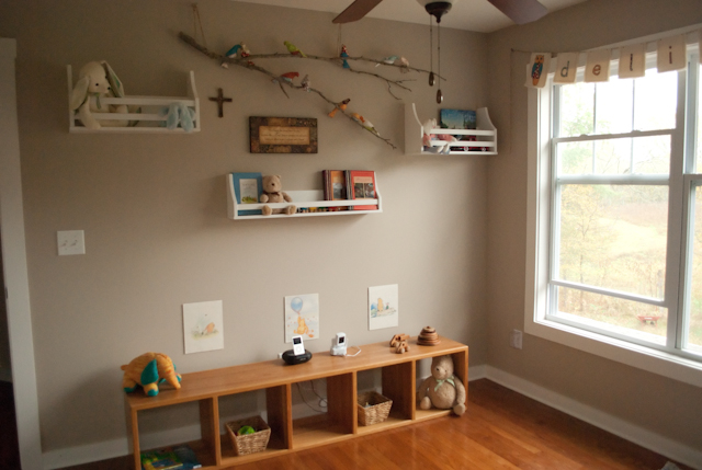 Montessori una habitaci n diferente room room beb for Cuartos para ninas montessori