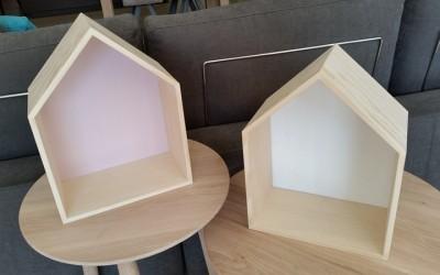 Sorteamos una casita de madera, gracias a 4 sentits.