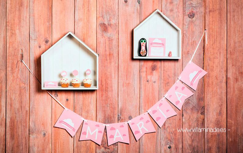Celebra la fiesta para tu bebé, con Vitaminade.es