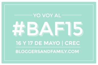 Taller de decoración infantil en el #BAF15