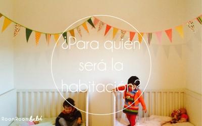 Claves para diseñar una habitación infantil (I): ¿Quién la usará?