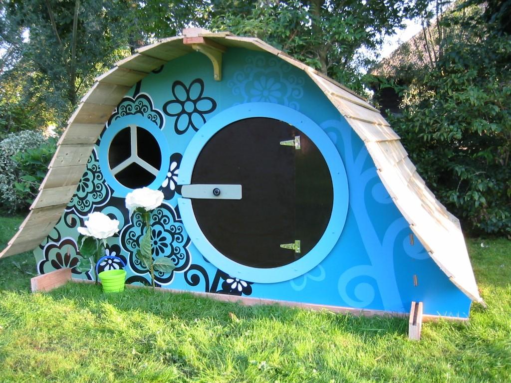 Cabañas para exteriores ecológicas