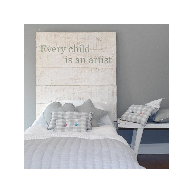 Cabezales infantiles cabeceros de cama infantiles con - Cabeceros infantiles tapizados ...