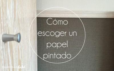 Cómo escoger un papel pintado