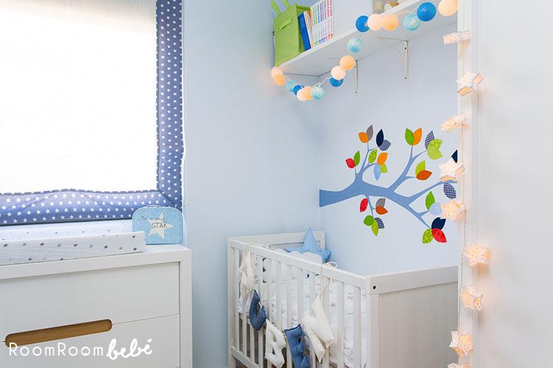 La habitación infantil viviendo de alquiler
