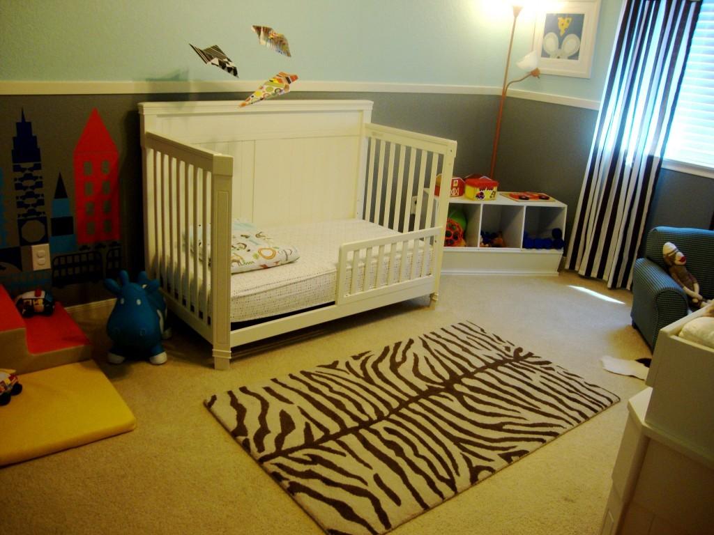 Adaptar habitación infantil para 2 años