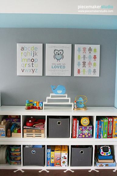 Adaptar habitación infantil para niño a partir de 2 años