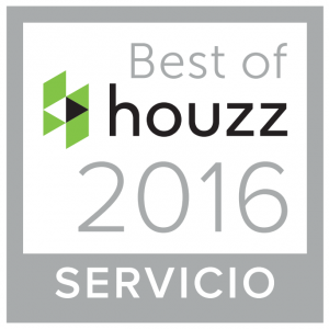 Best of Houzz 2016 Servicio al cliente