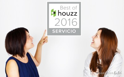 Best of Houzz 2016 – Servicio al cliente