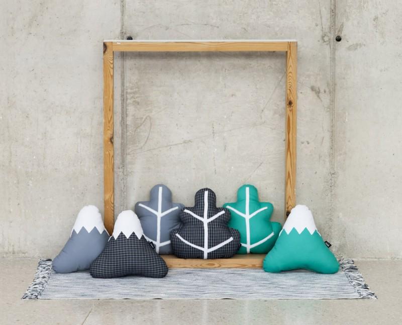 Cojines de diseño Paparajote Factory