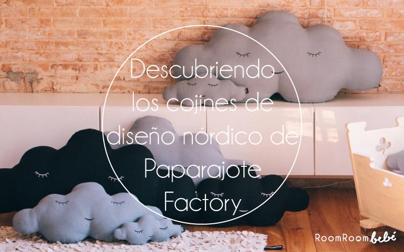 Descubriendo los cojines de diseño nórdico de Paparajote Factory