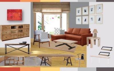 Decoración de salones: renovando un salón con historia